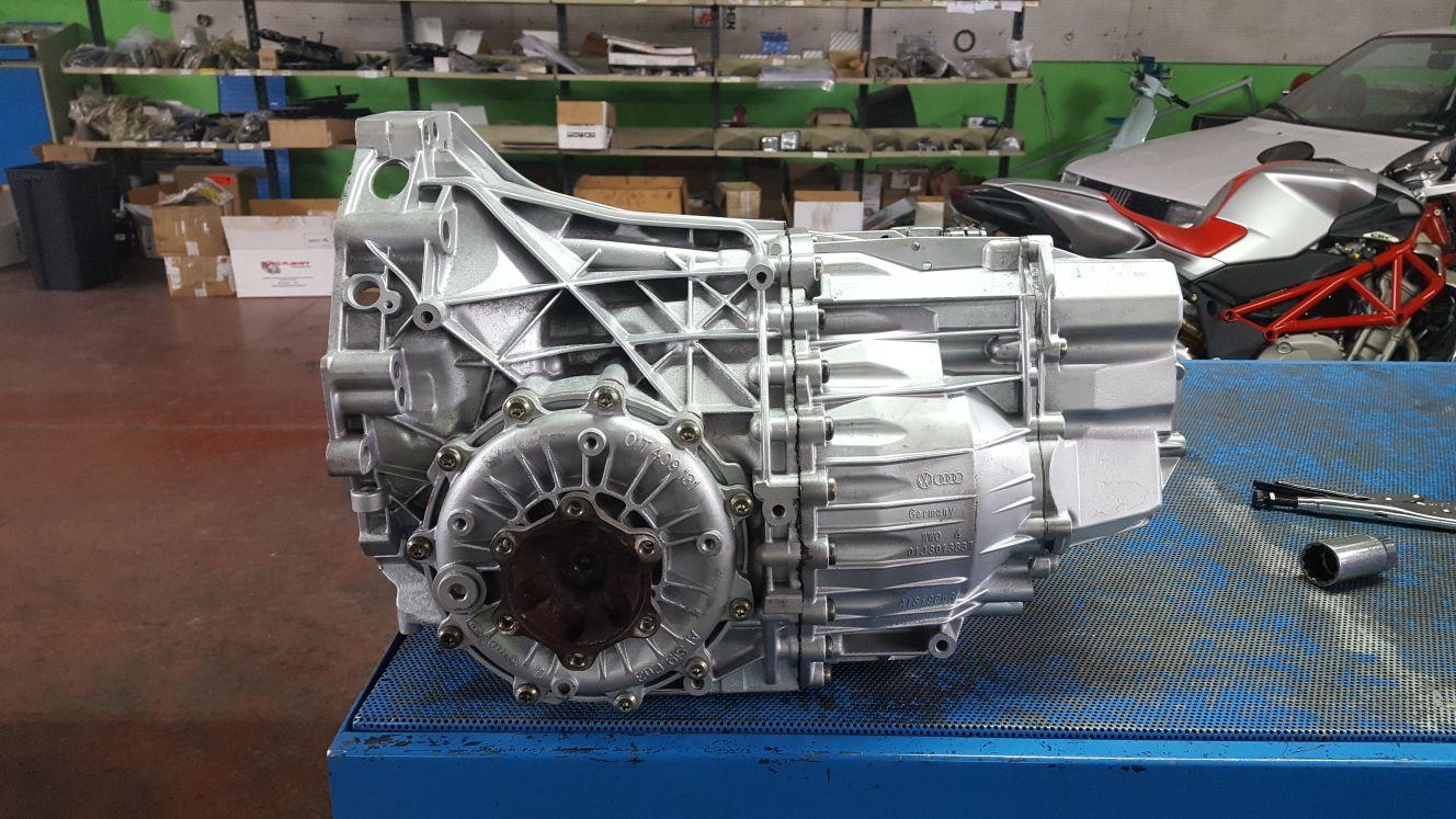 Cambio automatico Multitronic 6 7 marce A4-A6 - AUTOMATIC